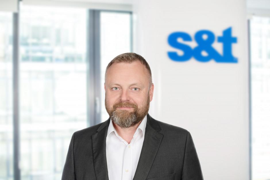 Sebastian Bryczkowski, Business Development Manager z firmy S&T