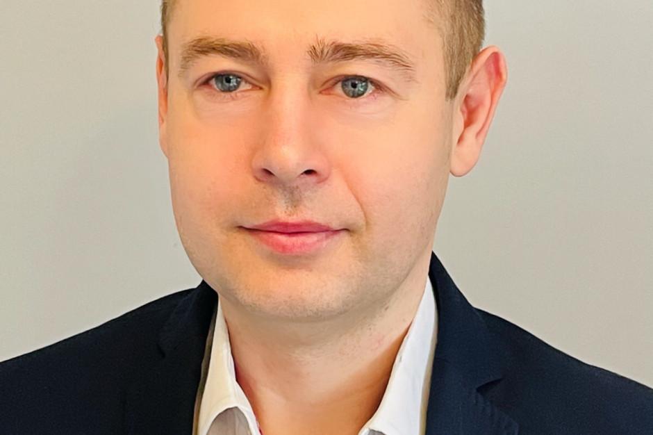 Marcin Klabiński, IBM Public Cloud Sales Leader Poland & Baltics