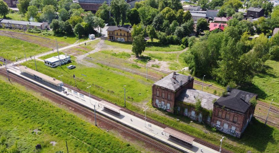 Śląskie: PKP SA jeszcze w tym roku chcą rozpocząć przebudowę dworca Dąbrowa Górnicza