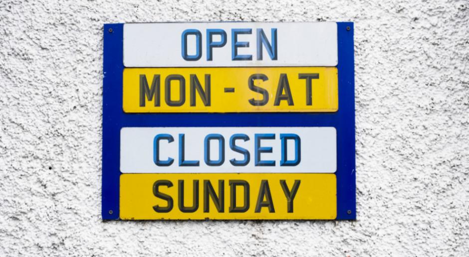 Zmiany w ustawie o ograniczeniach handlu w niedzielę są nadal możliwe