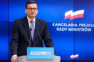 """Premier ogłosił powstanie nowej służby specjalnej. Zajmie się """"plagą XXI wieku"""""""