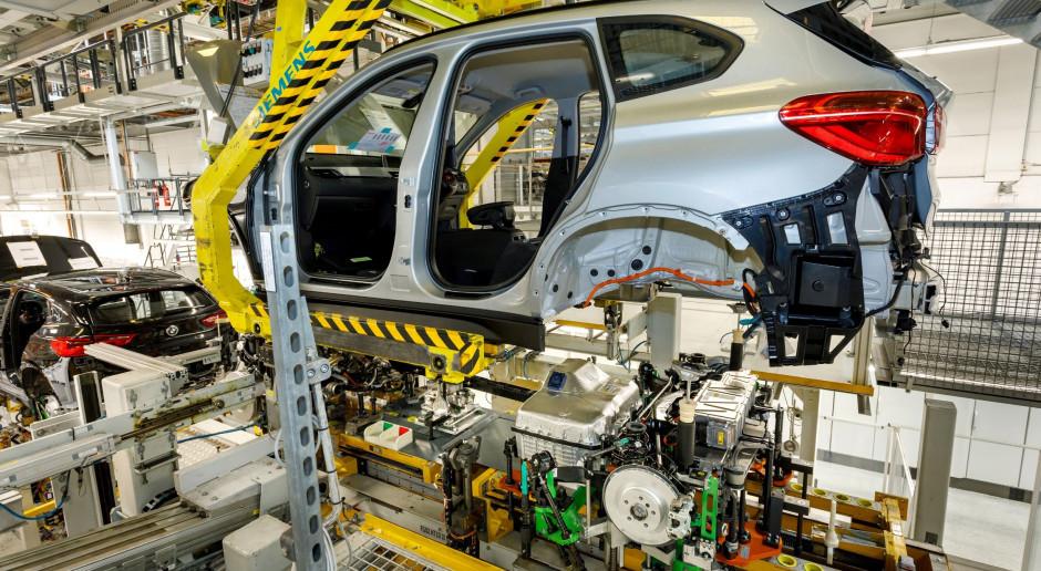 BMW wstrzymuje produkcję. Przeszkadza brak czipów