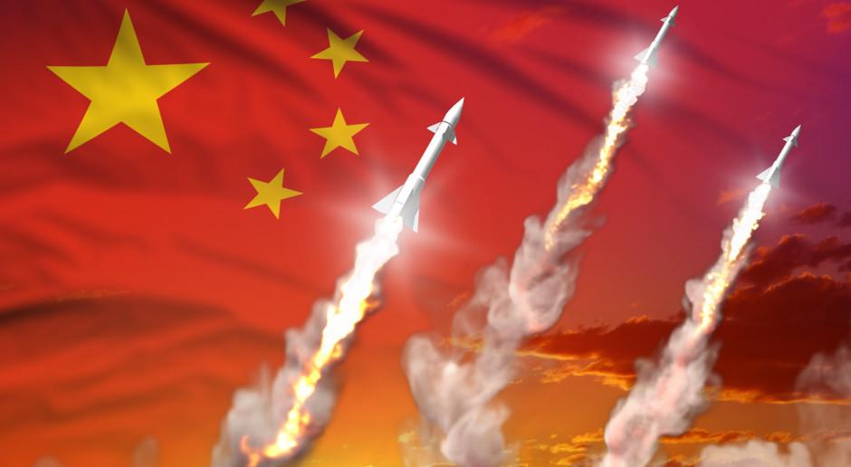 Chiny rozwijają potencjał nuklearny szybciej niż kiedykolwiek
