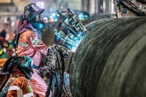 Operator Nord Stream 2: gazociąg jest gotów w 99 procentach
