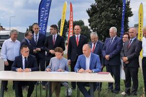 Budimex pozyskał kontrakt na najważniejszą trasę Pomorza Środkowego