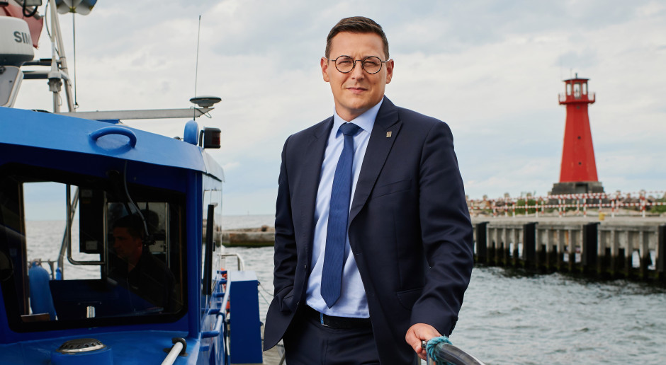 Prezes Portu Gdańsk: zwiększamy nasze przewagi na Bałtyku
