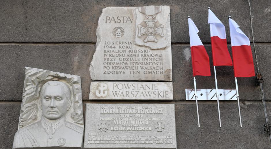 Brytyjski historyk: Niemcy byli zaskoczeni skalą Powstania Warszawskiego