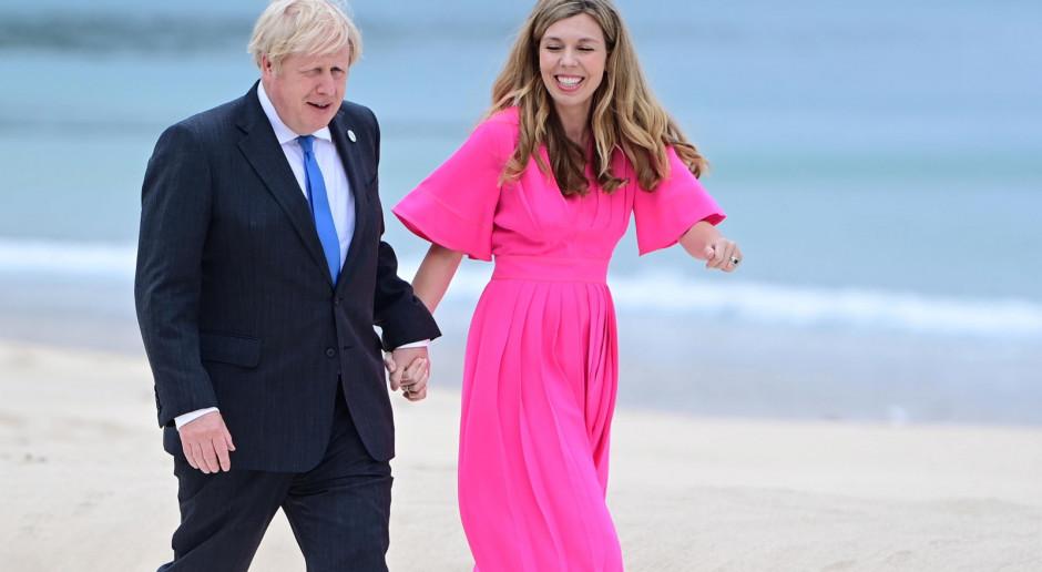 W. Brytania: Premier Johnson i jego żona spodziewają się drugiego dziecka