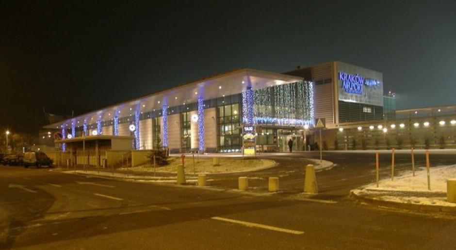 Rośnie ruch na lotnisku Kraków Airport
