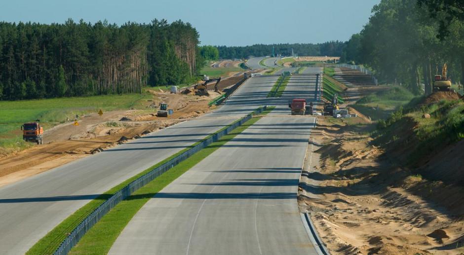 Porr rozpoczął budowę odcinka drogi ekspresowej S16 za ponad 625 mln zł