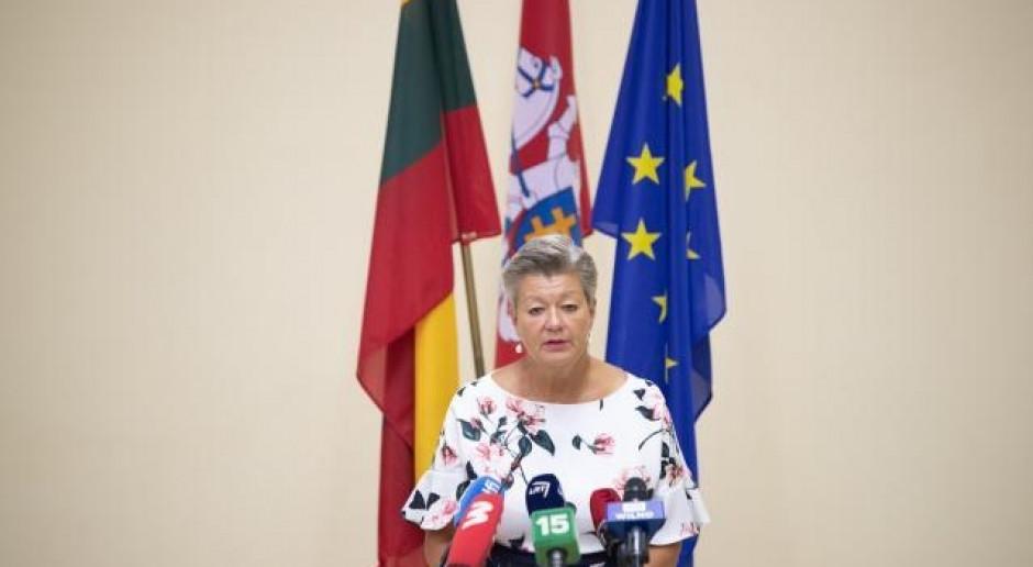 Litwa: Komisarz UE ds. wewnętrznych: nie ma wolnego dostępu do terytorium UE