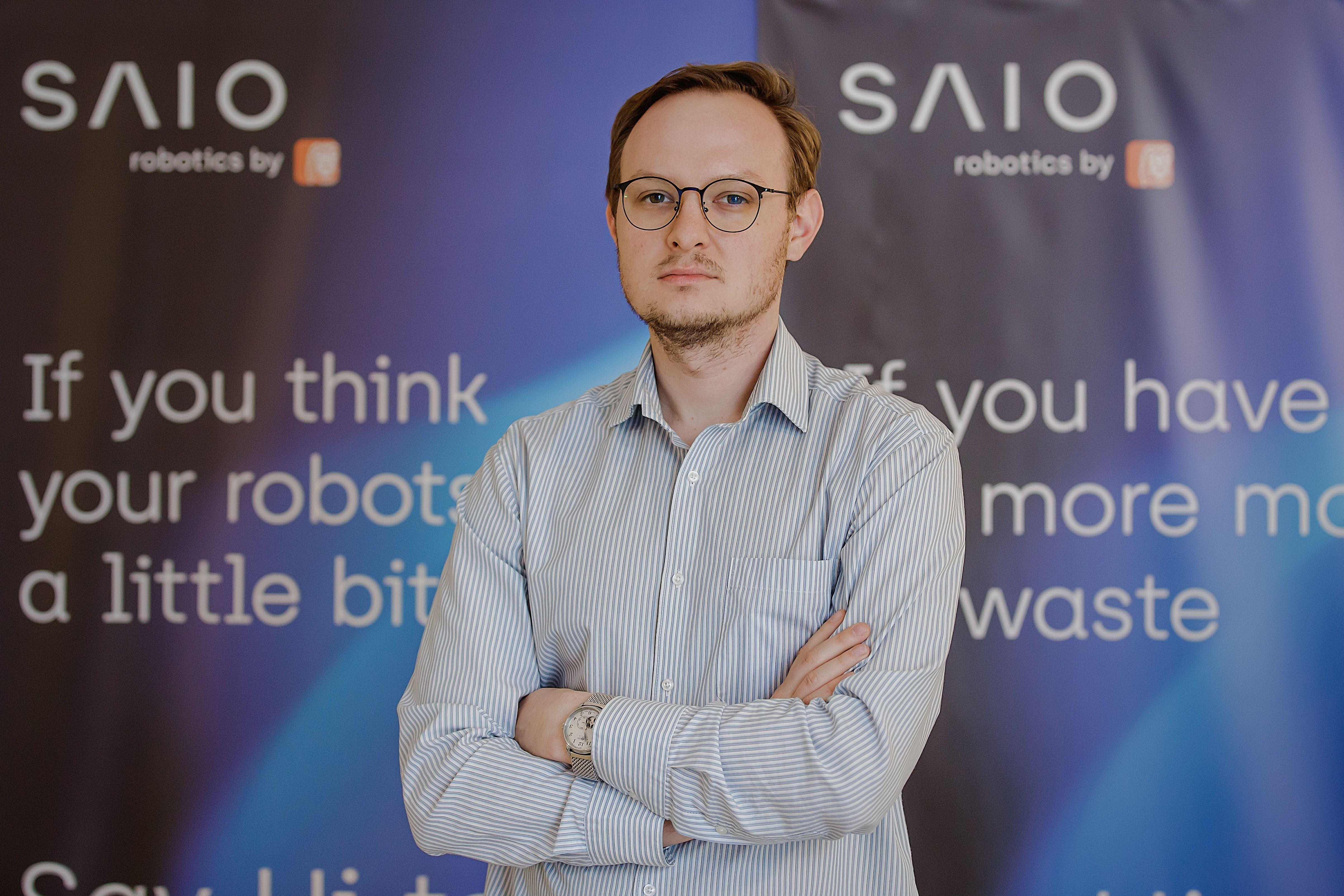 Jacek Tochowicz, Product Area Lead w ING Banku Śląskim (fot. mat. pras.)