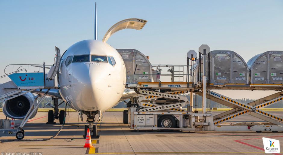 Nowe połączenie cargo w porcie lotniczym Katowice