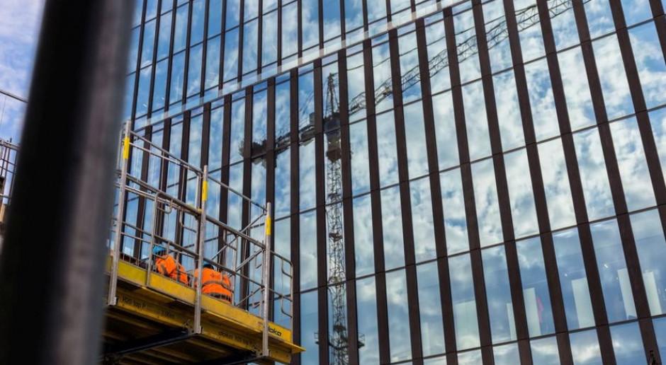 Najwyższy budynek w regionie będzie gotowy na początku 2022 r.