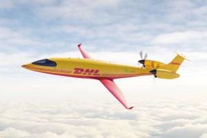 DHL Express kupuje elektryczne samoloty