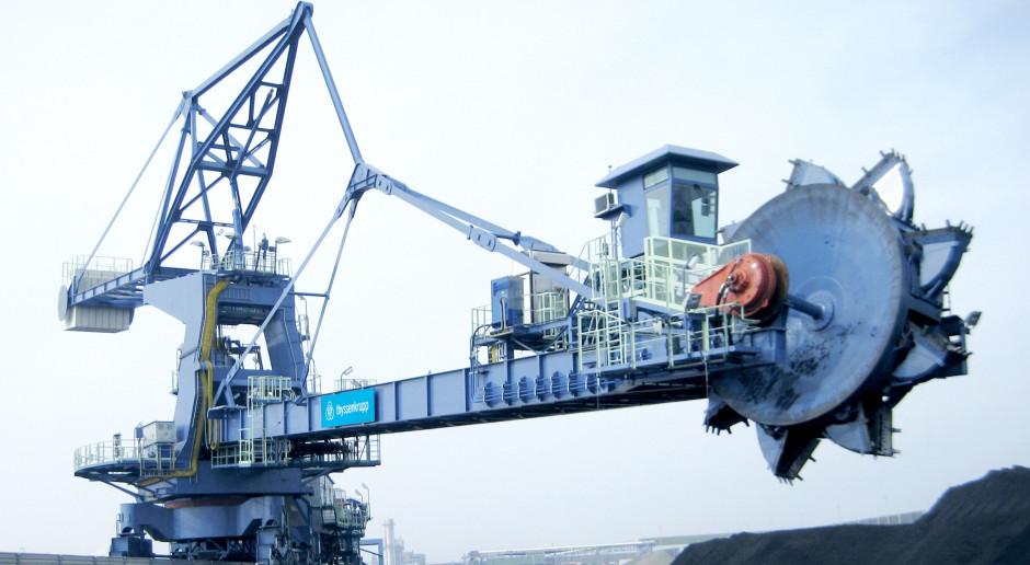 Thyssenkrupp sprzedał segment górniczy