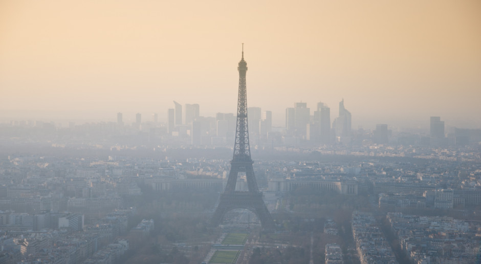 Francja ukarana przez własną Radę Stanu za zanieczyszczenie powietrza