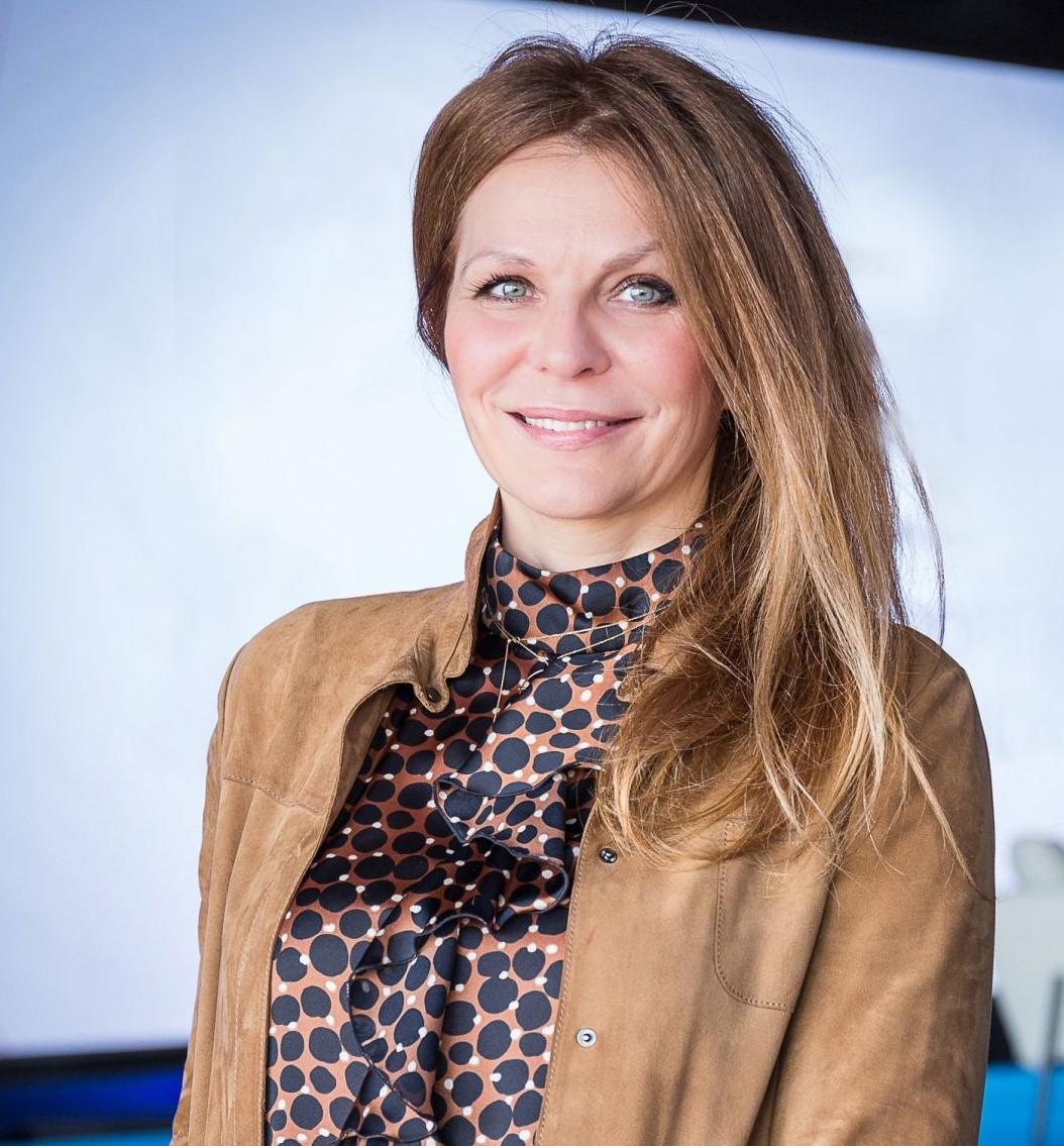 Bohdana Horačková, prezes zarządu, dyrektor generalna CEZ Polska (Fot. mat. CEZ Polska)