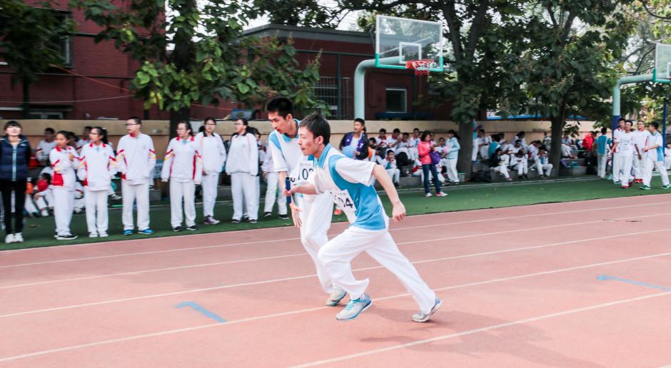 Trzy razy w tygodniu po pół godziny. Chiński rząd ma plan na wychowanie fizyczne społeczeństwa