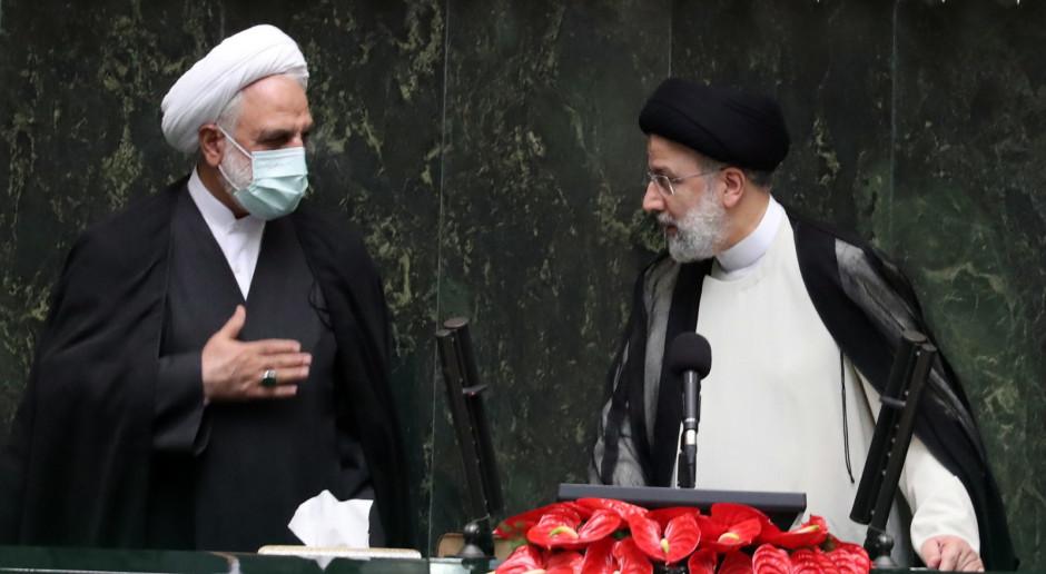 Iran: Ebrahim Raisi zaprzysiężony na prezydenta