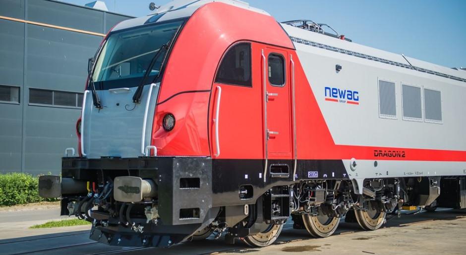 Newag dostarczy 10 lokomotyw dla PKP Intercity