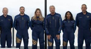 Richard Branson zaprasza w kosmos. Cena? 450 tys. dol.