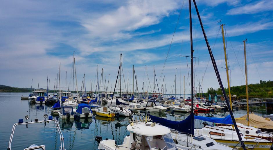 Burmistrz Mikołajek:Chcemy stworzyć system bezpłatnego odbioru ścieków z jachtów