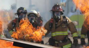 Portugalia: Strażacy walczą z pożarami. Płonie park przemysłowy