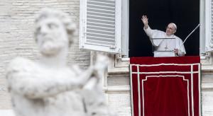 Papież ma przepustkę Covid-19