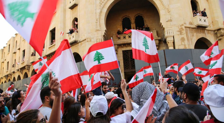 Trzy osoby zginęły w zamieszkach wywołanych brakiem paliw w Libanie