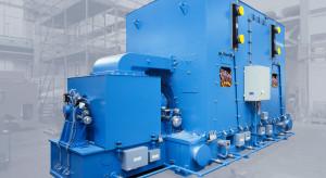 Silnik Siemensa w największym magazynie energii na świecie