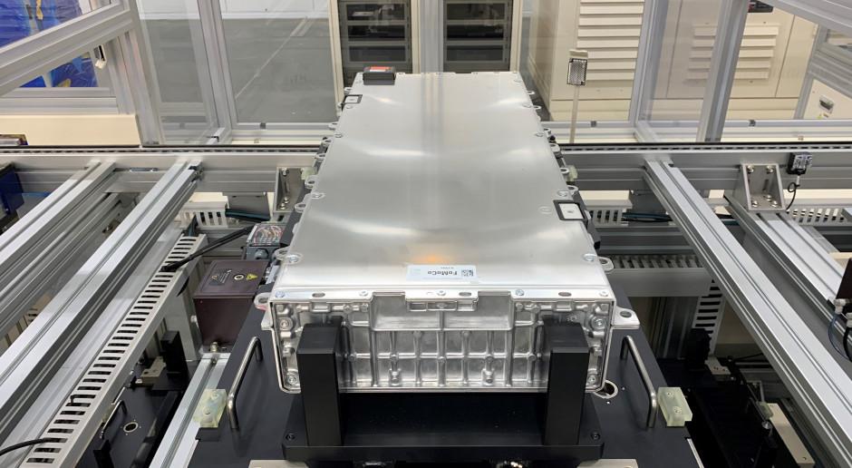 Wspólna fabryka baterii Forda i SK Innovation w Europie