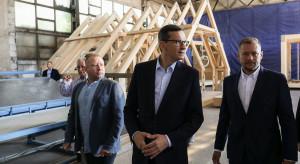 Morawiecki zapowiada rewolucję w budowie domów jednorodzinnych