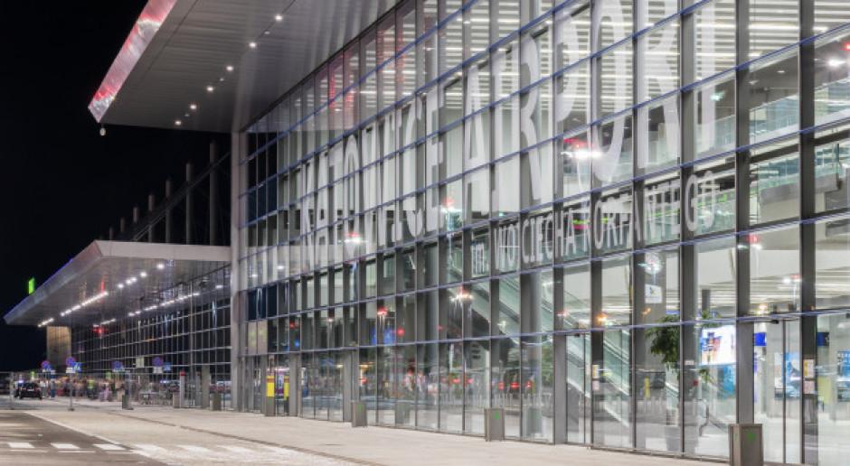 Katowickie lotnisko już z rozbudowanym terminalem. Jest nowocześnie