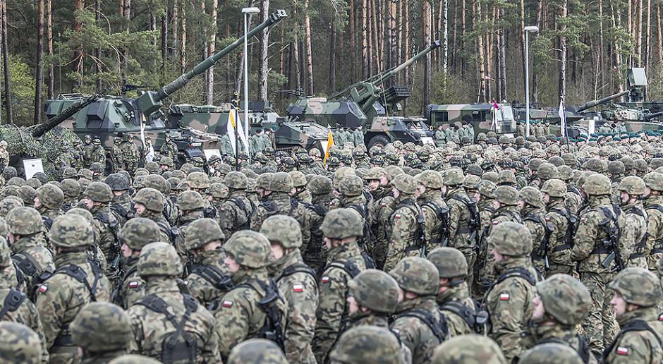 Strategiczne plany: Polska armia większa, silniejsza i nowocześniejsza
