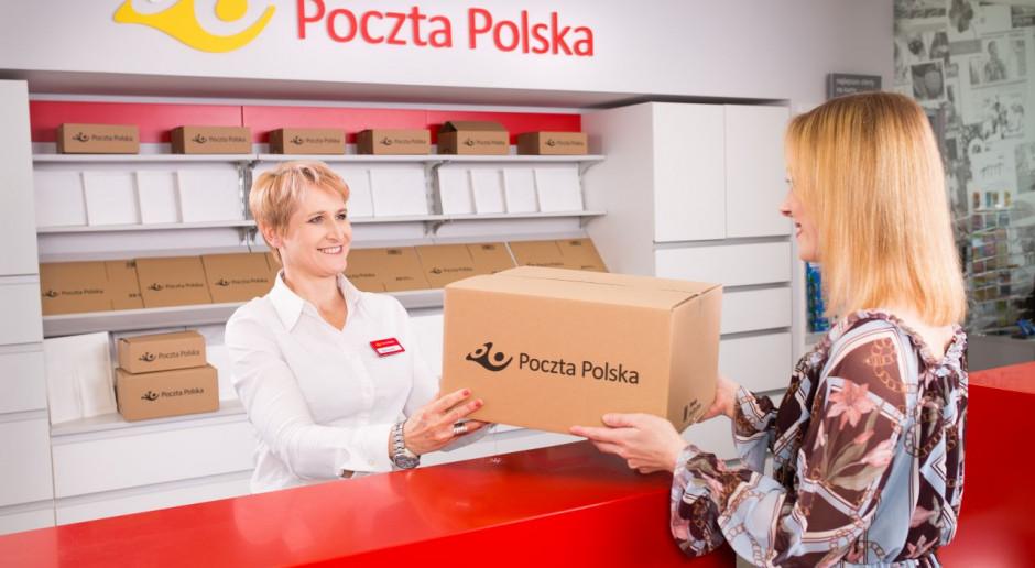 Poczta Polska: co trzeci punkt odbioru przesyłek dostępny dla mieszkańców małych miast i wsi