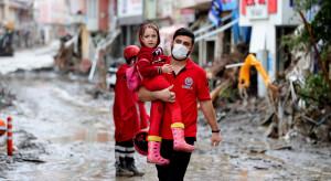 Turcja: Wzrósł bilans ofiar śmiertelnych powodzi
