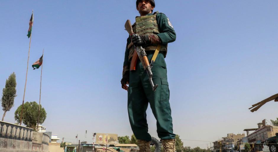 Stoltenberg: NATO zrobi wszystko, aby wesprzeć rząd Afganistanu