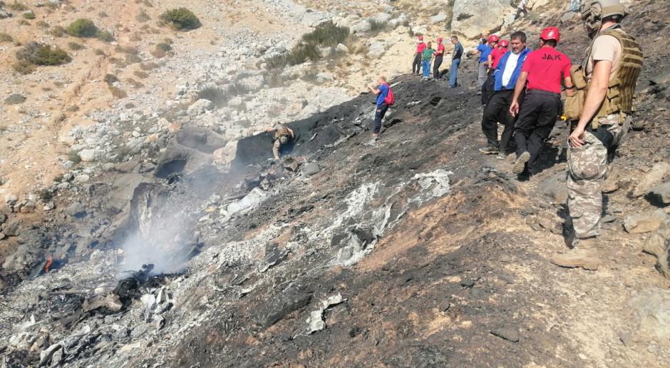 Turcja: Rozbił się rosyjski samolot gaśniczy Be-200, los 8 osób na pokładzie nie jest znany