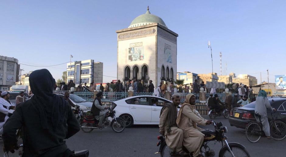 """Afganistan: Talibowie liczą na powołanie rządu """"w kilka dni"""""""