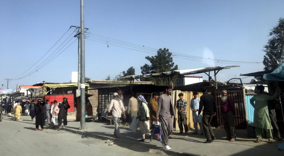 Afganistan: Lokalne media: W Kabulu doszło do kilku eksplozji. Pytanie, czy trwają walki?