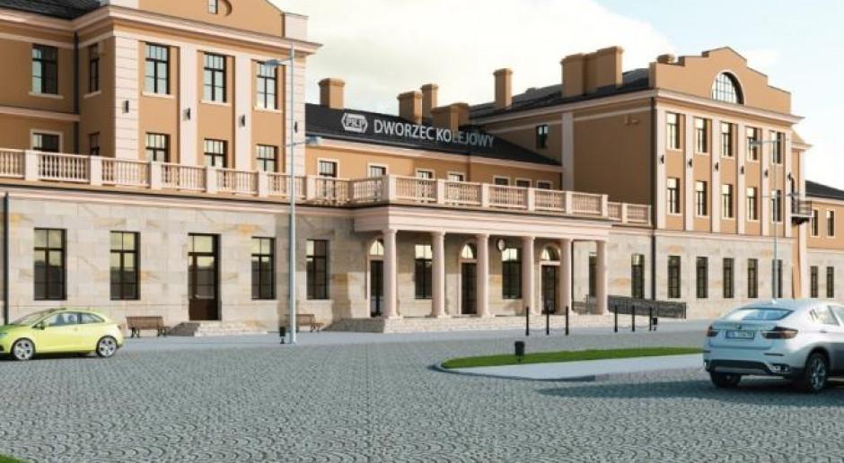 Dworzec w Skarżysku-Kamiennej odzyskał dawny blask