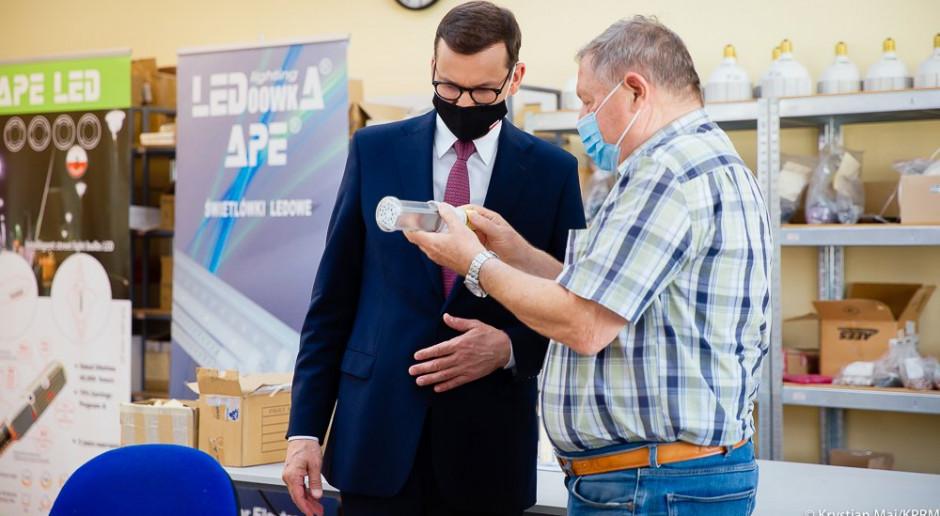 W Polskim Ładzie jest ulga na automatyzację i na robotyzację