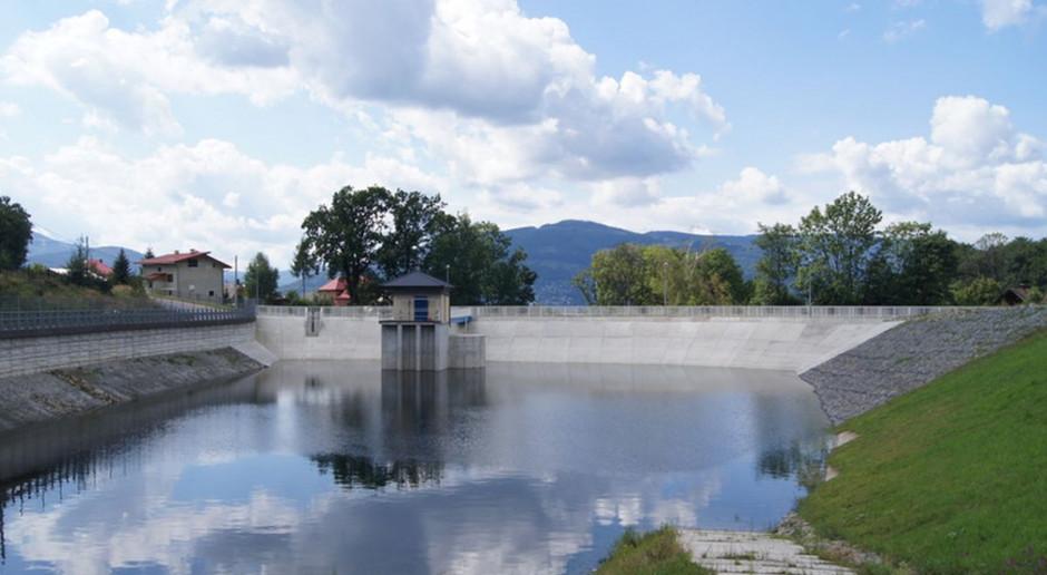 Wody Polskie dostały pięć ofert na rozbiórkę zbiornika w Wilkowicach
