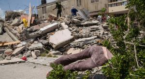 Haiti: rośnie liczba ofiar śmiertelnych trzęsienia ziemi