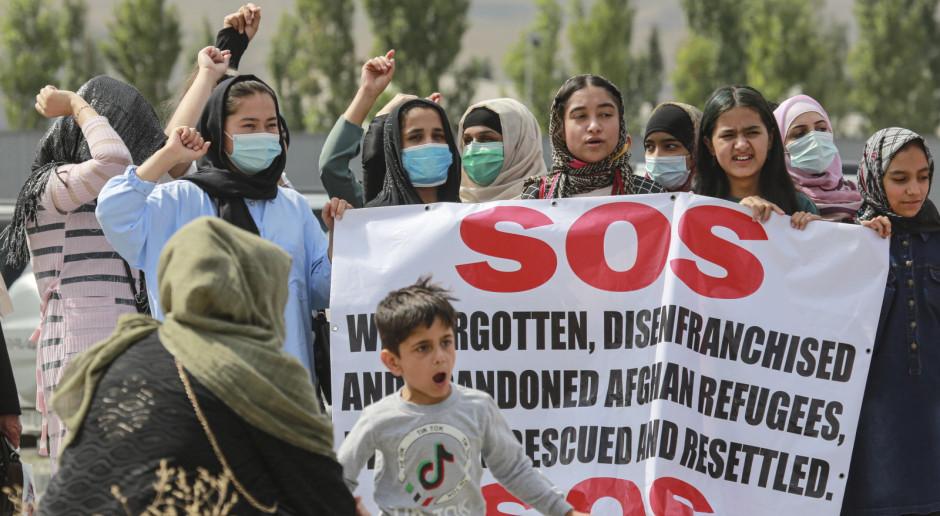 Reperkusje wydarzeń w Afganistanie możemy odczuć w Polsce