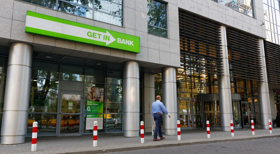 Getin Noble Bank na ścieżce do odbudowy rentowności