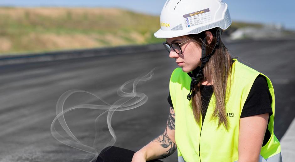 Lotos Asfalt testuje z Budimeksem nową mieszankę mineralno-asfaltową