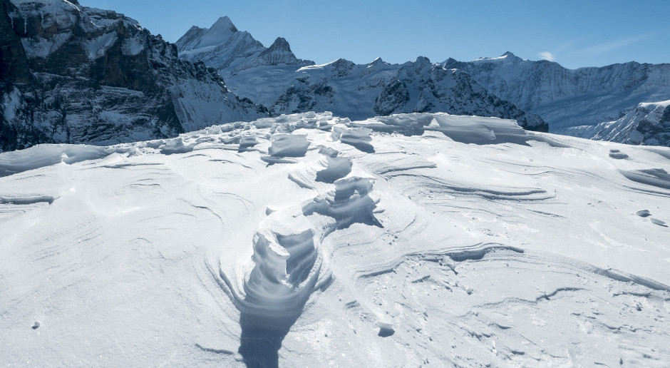 Czy z alpejskich lodowców popłynie prąd?