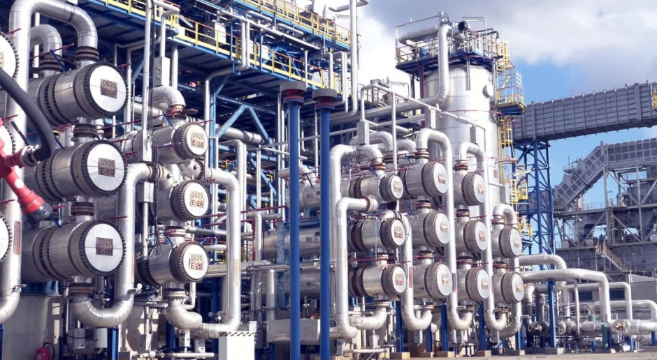 Rafineria Lotosu na maksymalnych obrotach